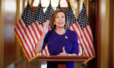Pelosi Announces Impeachment Inquiry-Witch Hunt?