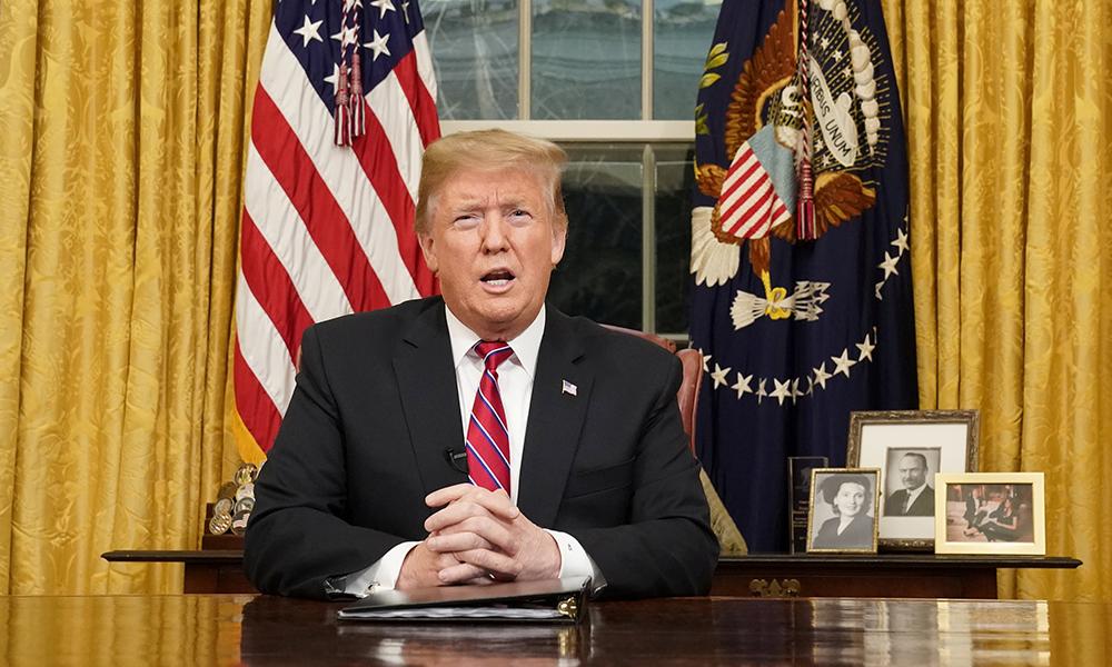 President Trumps Watergate