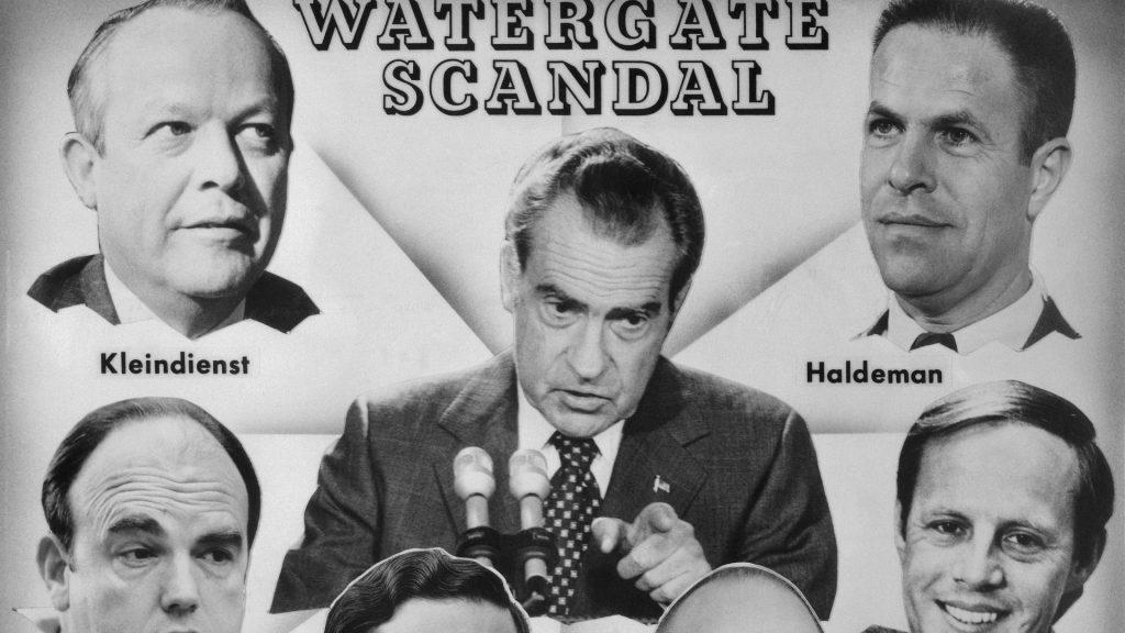 President Trups watergate Nixon