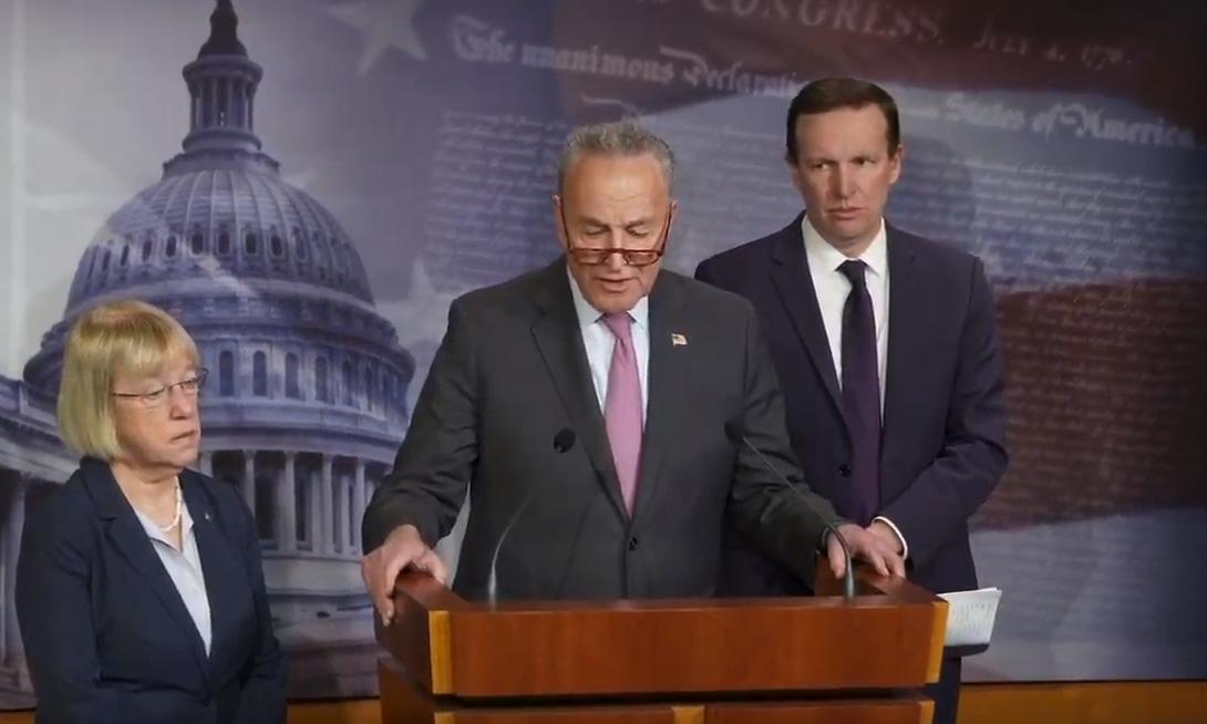 Impeachment-Democratic Narrative